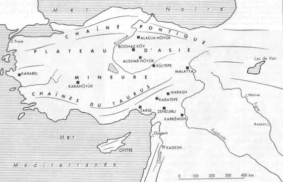 Carte Asie Mineur.Asie Mineure Troie Hittites Peuples De La Mer Scythes