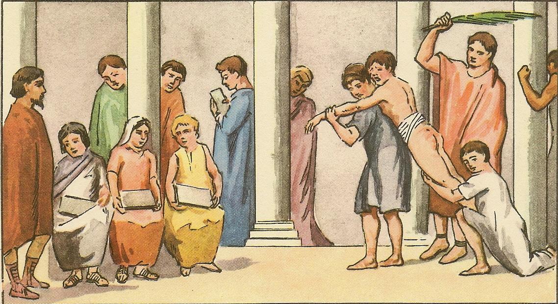 1000 images about school punishment on pinterest - Cuisine de la rome antique ...